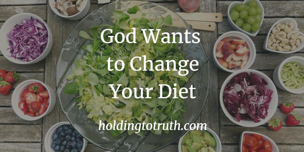 Change your diet